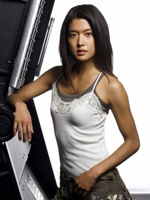 Grace Park Bra Size, Age, Weight, Height, Measurements ...