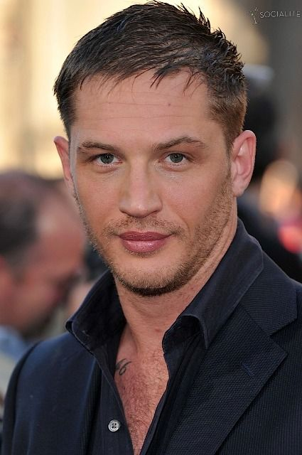 Tom Hardy Age Weight Height Measurements Celebrity Sizes