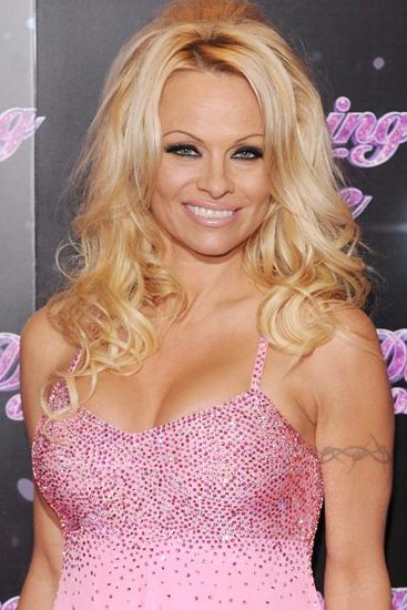Pamela Anderson Bra Size Age Weight Height