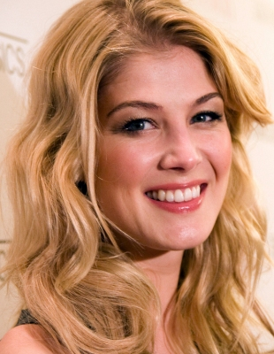 Rosamund Pike Before and After